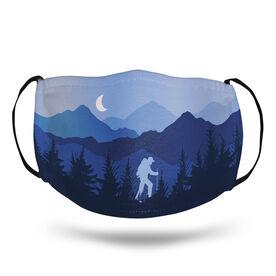 Running Face Mask - Mountain Call Hiker