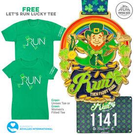 Virtual Race MRTT - St. Paddy's Day 5k (2019)