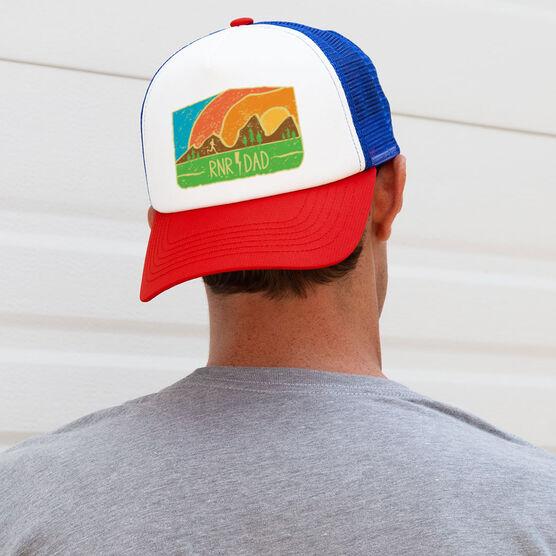Running Trucker Hat - RNR Dad