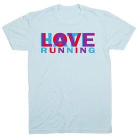 Running Short Sleeve T-Shirt - Love Hate Running