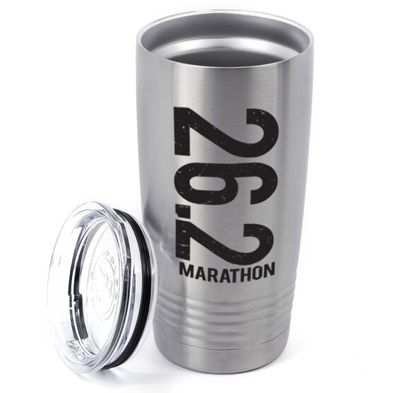 Running 20 oz. Double Insulated Tumbler - 26.2 Vertical
