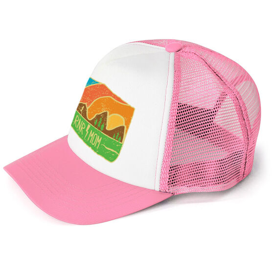 Running Trucker Hat - RNR Mom