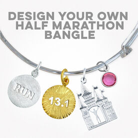 Design Your Own Half Marathon Bangle