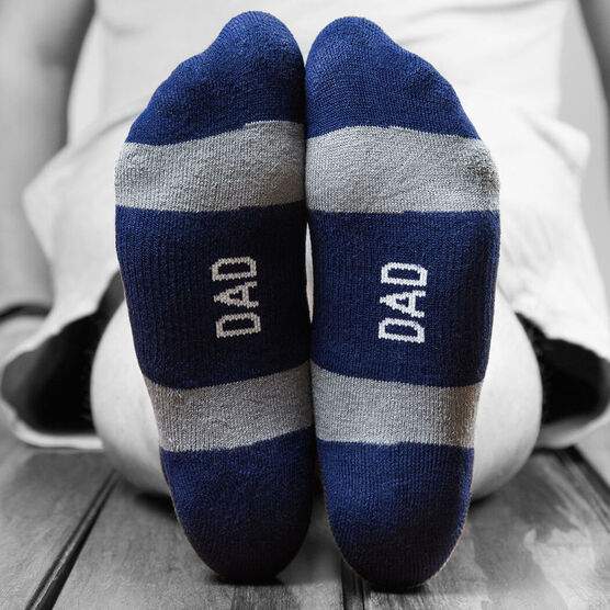 Socrates® Woven Performance Sock - You're The Best Dad