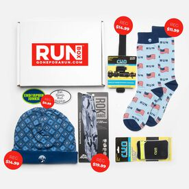 November Limited Edition RUNBOX® Gift Set - Loyal to the Road