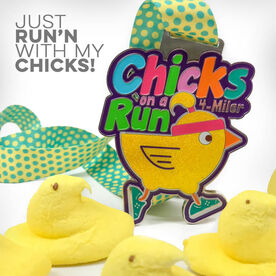 Virtual Race - Chicks On A Run 4 Miler