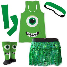Monster Eye Running Outfit
