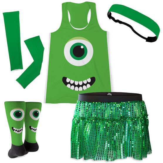 Monster Eye Running Outfit