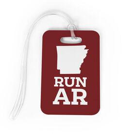 Bag/Luggage Tag Arkansas State Runner