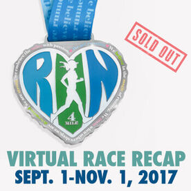 Virtual Race - Live Love Run Virtual 4 Miler