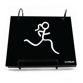 BibFOLIO® Race Bib Album - Run Girl