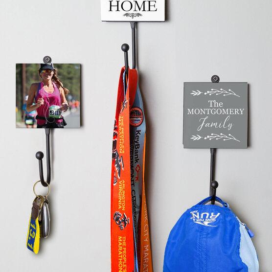 Running Medal Hook - Custom Photo