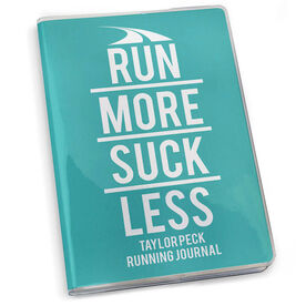 GoneForaRun Running Journal - Run More Suck Less