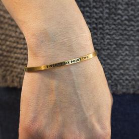 InspireME Cuff Bracelet - Twenty Six Point Two