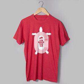 Running Short Sleeve T-Shirt - Slow Runners Track Club