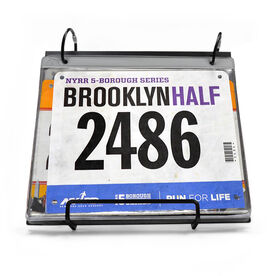 BibFOLIO® Race Bib Album - Run Cityscape