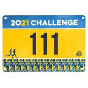 2021 Challenge Virtual Race - 21 Miles in 2021