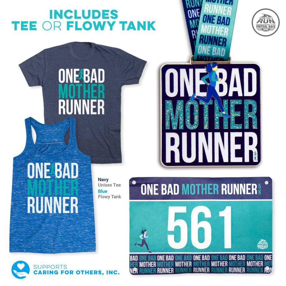 Virtual Race - One Bad Mother Runner 5K (2021)