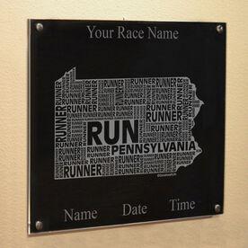 Pennsylvania State Runner Wall Art