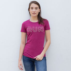 Women's Everyday Runners Tee - Run Lights