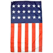 Running Cape - American Flag