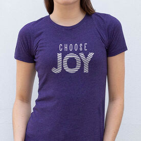 Women's Everyday Tee - Choose Joy