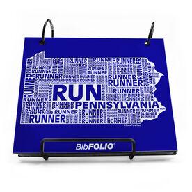 Pennsylvania State Runner BibFOLIO