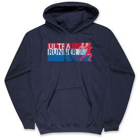 Running Standard Sweatshirt Ultra Runner U.S.A.