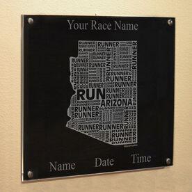 Arizona State Runner Wall Art