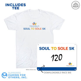 Virtual Race - Soul to Sole 5K Walk/Run (2020)