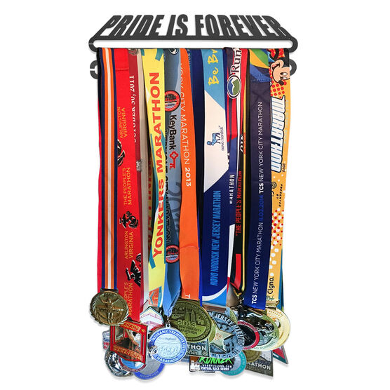 Race Medal Hanger Pride Is Forever MedalART