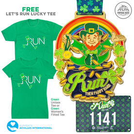 Virtual Race - St. Paddy's Day 5k (2019)