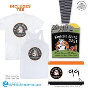 Virtual Race - Dutchie Dash - Run, Skate, Walk (2021)