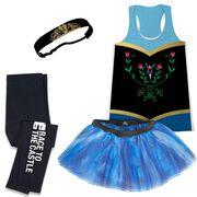Sister Princess Running Outfit