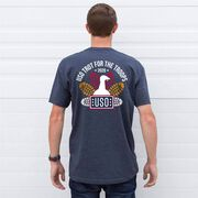 Virtual Race - USO Trot for the Troops 2020