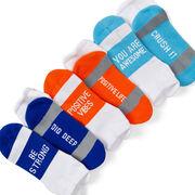 Socrates® Woven Performance Sock Set - Get Well Soon