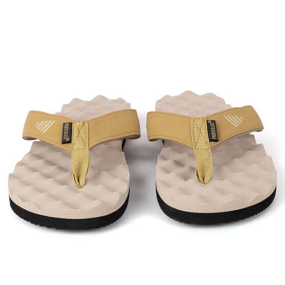 PR SOLES® Recovery Flip Flops V1 - Brown