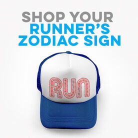 Click to Shop all Running Zodiac Trucker Hats