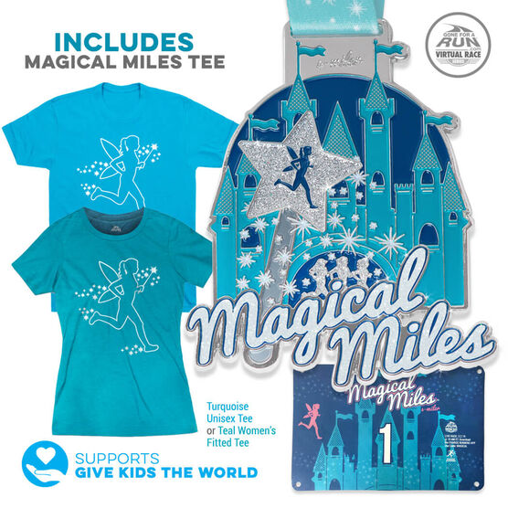 Virtual Race - Magical Miles 4-Miler (2019)