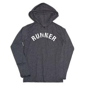 Men's Running Lightweight Hoodie - Runner Arc