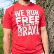 Running Short Sleeve T-Shirt - We Run Free