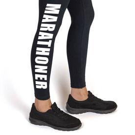 Running Leggings - Marathoner