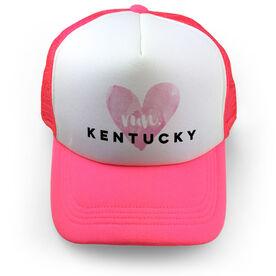 Running Trucker Hat Run Kentucky