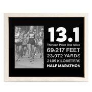 Running Premier Frame - 13.1 Math Miles