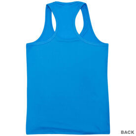Women's Performance Tank Top - Love The Run Boston 26.2