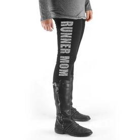 Runner's High Print Leggings Runner Mom