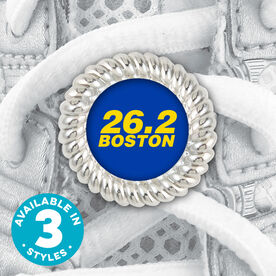 Shoe Lace Charm Boston 26.2