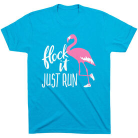 Running Short Sleeve T-Shirt - Flock It Just Run