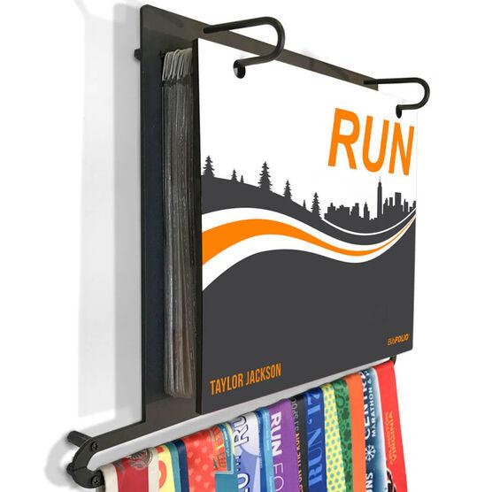 BibFOLIO+™ Race Bib and Medal Display RUN
