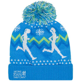 Running Knit Hat - MRTT Runner Girl